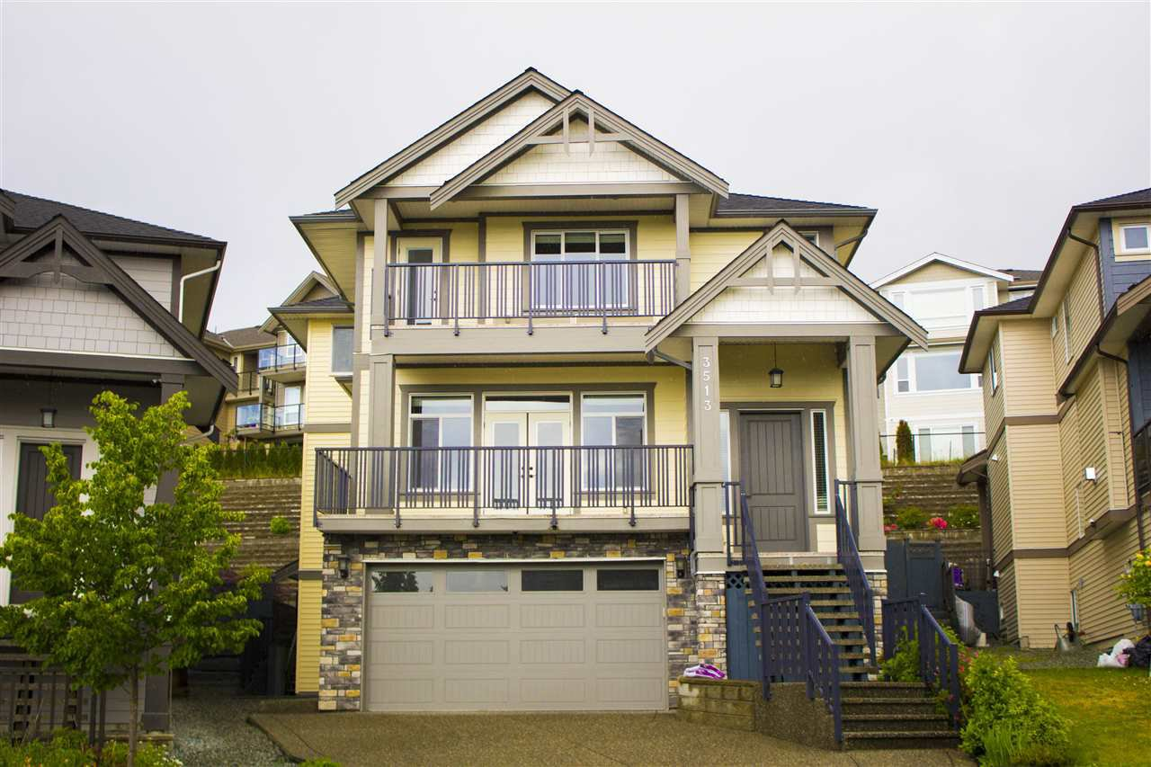 Main Photo: 3513 GALLOWAY AVENUE in Coquitlam: Burke Mountain House for sale : MLS®# R2424159