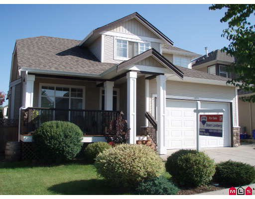 "Main Photo: 18891 68A Avenue in Surrey: Clayton House for sale in ""Clayton Village"" (Cloverdale)  : MLS®# F2919387"
