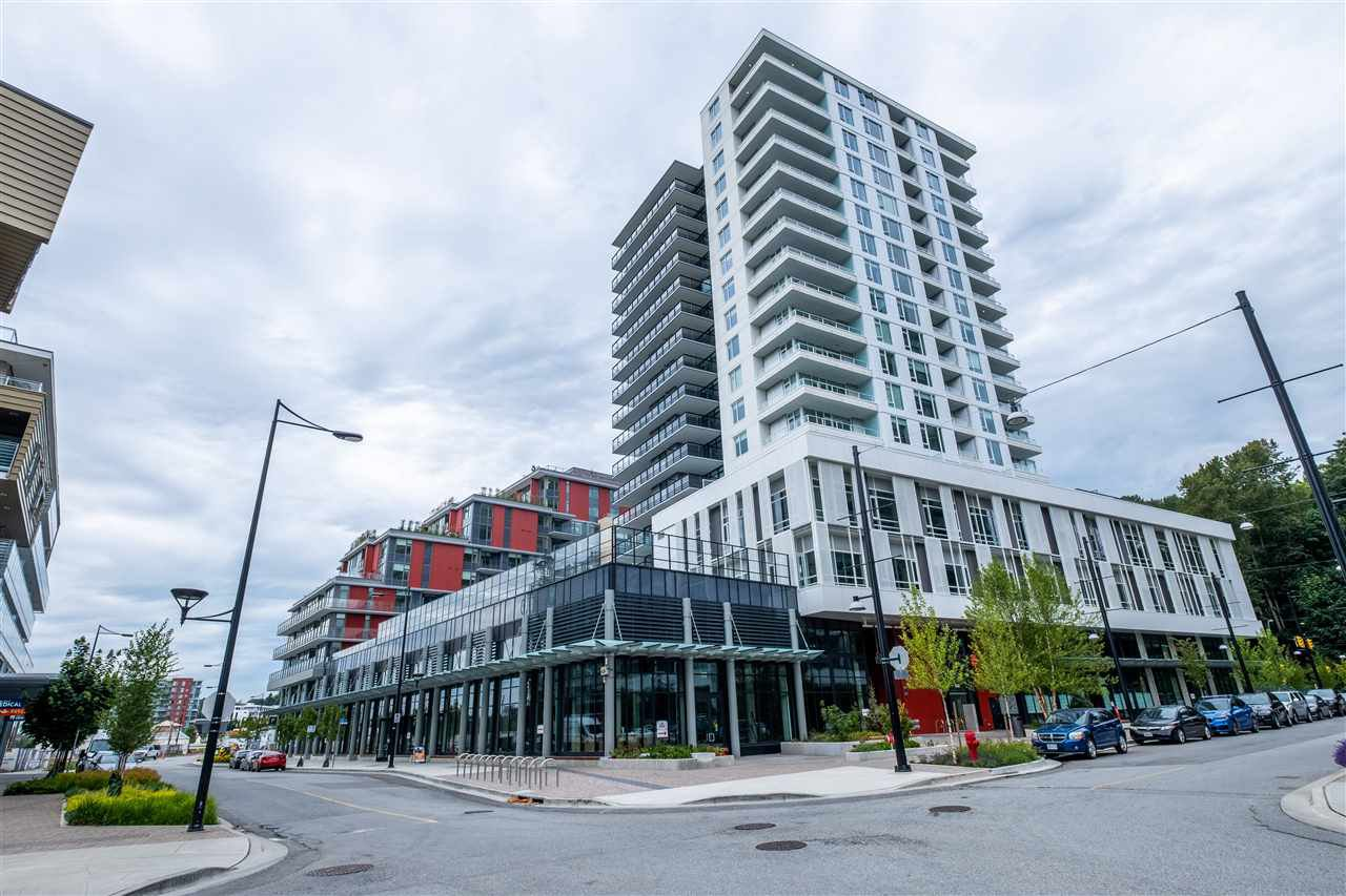 """Main Photo: 414 3451 SAWMILL Crescent in Vancouver: South Marine Condo for sale in """"OPUS AT QUARTET"""" (Vancouver East)  : MLS®# R2468851"""