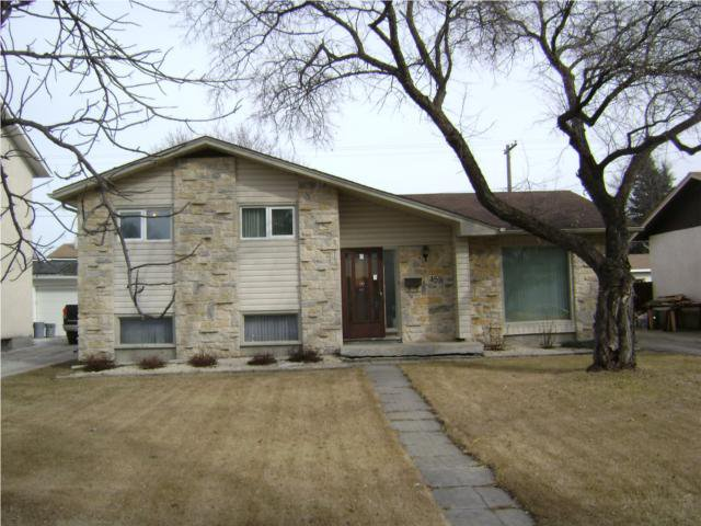 Main Photo:  in WINNIPEG: Transcona Residential for sale (North East Winnipeg)  : MLS®# 1004477