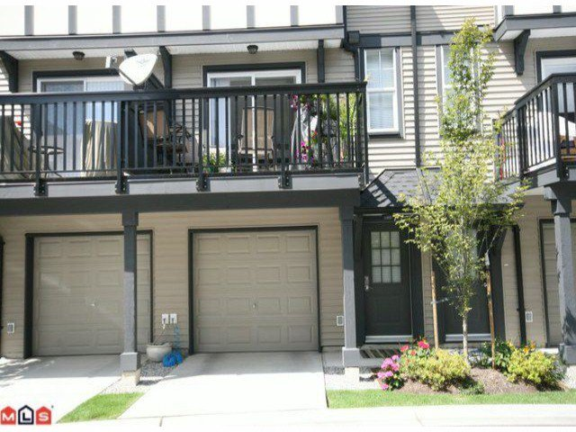 "Main Photo: 40 8385 DELSOM Way in Delta: Nordel Townhouse for sale in ""RADIANCE AT SUNSTONE"" (N. Delta)  : MLS®# F1021453"