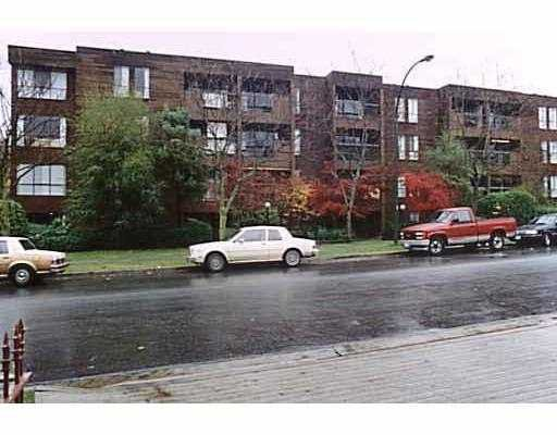 Main Photo: 401 2920 ASH ST in Vancouver: Fairview VW Condo for sale (Vancouver West)  : MLS®# V597409