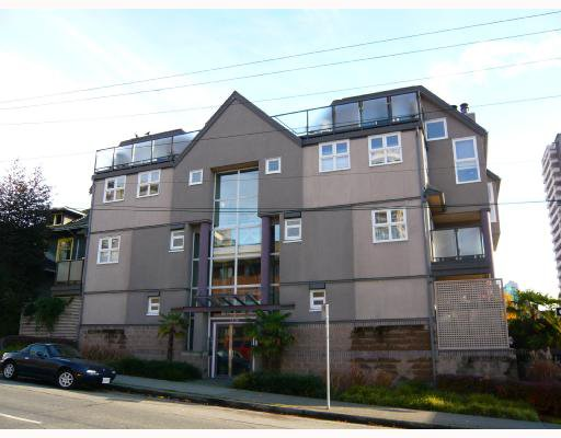 Main Photo: 104 1318 THURLOW Street in Vancouver: West End VW Condo for sale (Vancouver West)  : MLS®# V746287