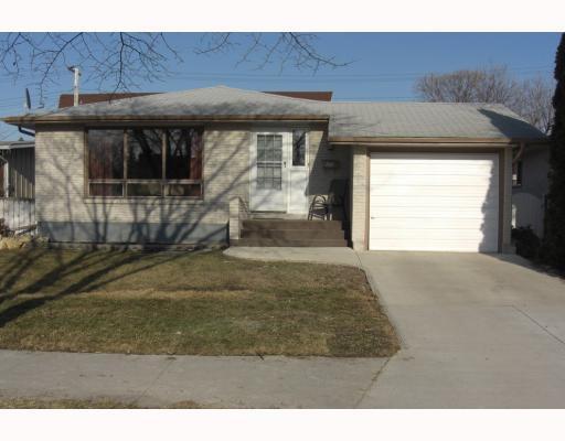 Main Photo:  in WINNIPEG: Westwood / Crestview Residential for sale (West Winnipeg)  : MLS®# 2905802