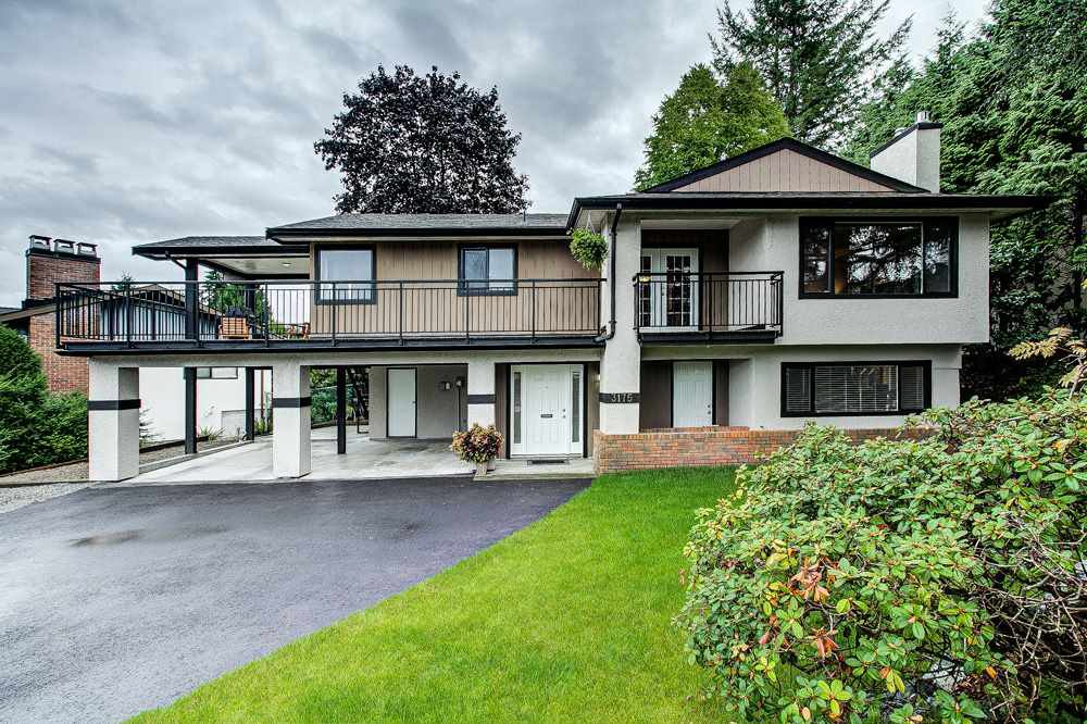 "Main Photo: 3175 CAPSTAN Crescent in Coquitlam: Ranch Park House for sale in ""Ranch Park"" : MLS®# R2406784"