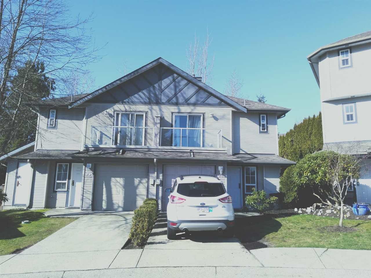"Main Photo: 26 11229 232 Street in Maple Ridge: Cottonwood MR Townhouse for sale in ""FOXFIELD Estates"" : MLS®# R2436659"
