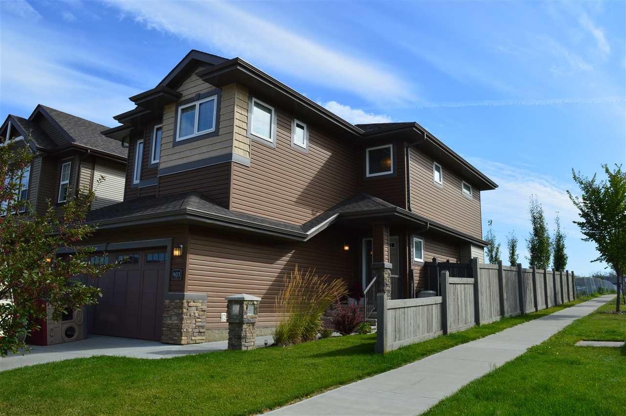 Main Photo: 903 GOSHAWK Point in Edmonton: Zone 59 House for sale : MLS®# E4190811