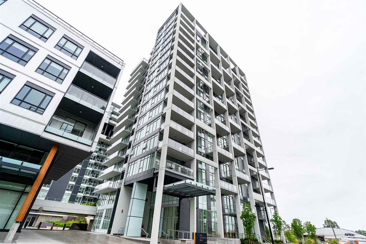 """Main Photo: 606 8570 RIVERGRASS Drive in Vancouver: South Marine Condo for sale in """"AVALON PARK 2"""" (Vancouver East)  : MLS®# R2456786"""