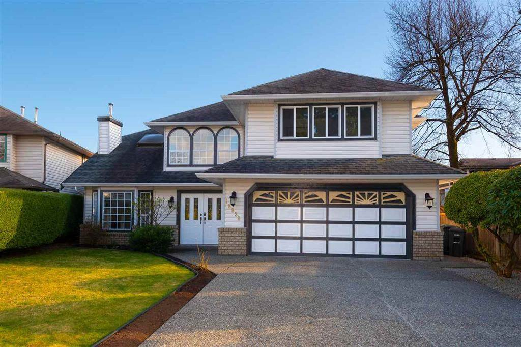 Main Photo: 18830 122B Avenue in Pitt Meadows: Central Meadows House for sale : MLS®# R2458733
