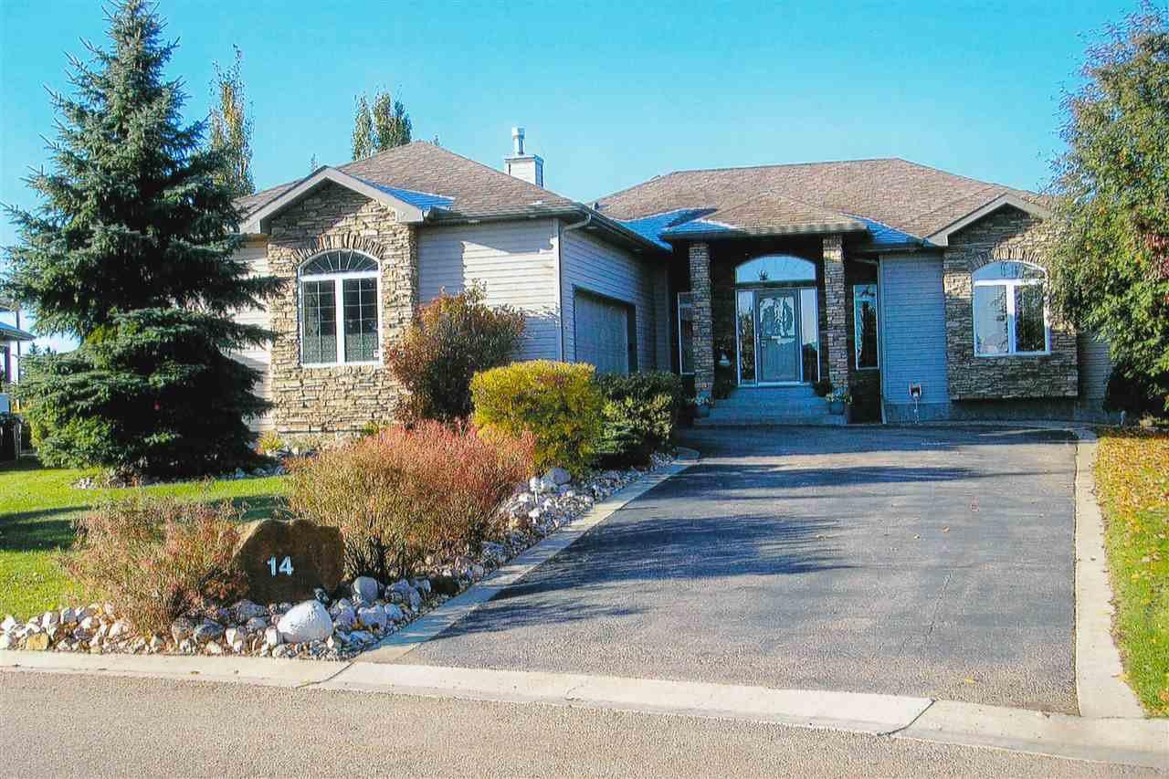 Main Photo: 14 BRIARWOOD Way: Stony Plain House for sale : MLS®# E4205602