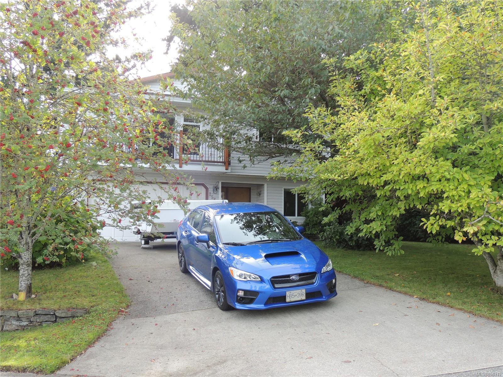 Main Photo: 2567 Stampede Trail in : Na Diver Lake House for sale (Nanaimo)  : MLS®# 858119