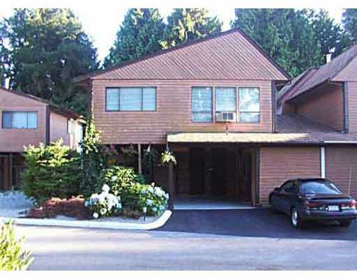 Main Photo: 34 2719 ST MICHAEL ST in Port_Coquitlam: Glenwood PQ Townhouse for sale (Port Coquitlam)  : MLS®# V352004