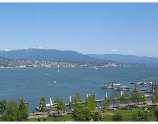 "Main Photo: 703 1281 W CORDOVA Street in Vancouver: Coal Harbour Condo for sale in ""Callisto"" (Vancouver West)  : MLS®# V766001"