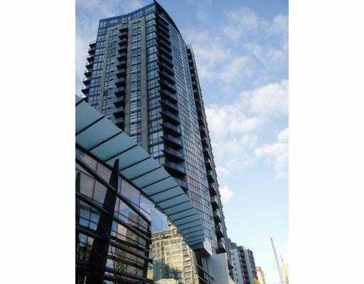 Main Photo: 1601 1155 SEYMOUR Street in Vancouver: Downtown VW Condo for sale (Vancouver West)  : MLS®# V770123
