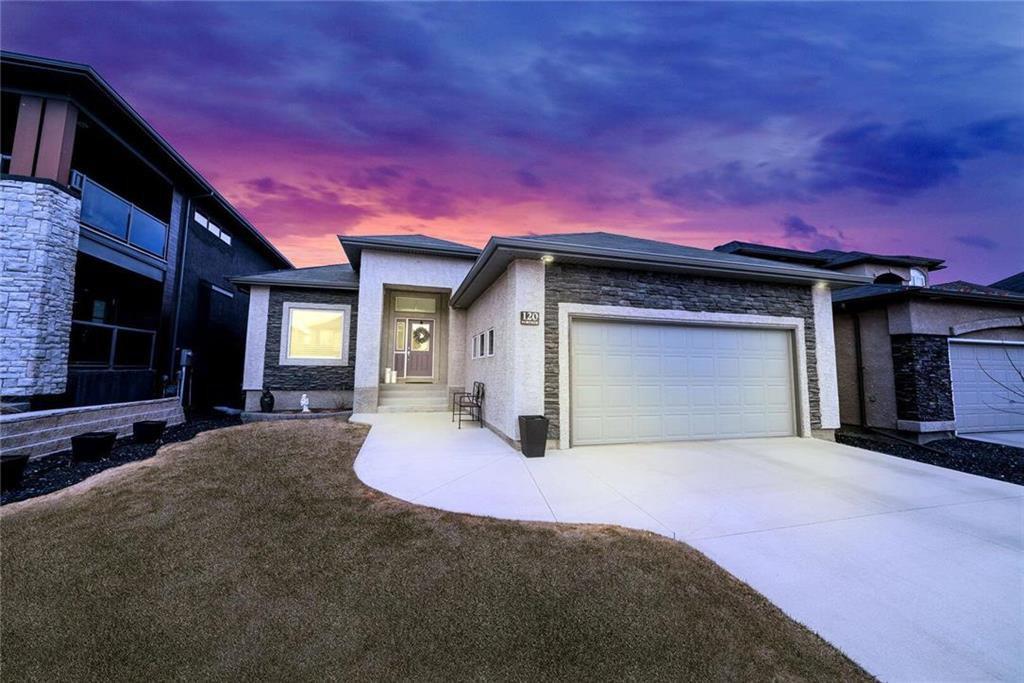 Main Photo: 120 Portside Drive in Winnipeg: Van Hull Estates Residential for sale (2C)  : MLS®# 202007896