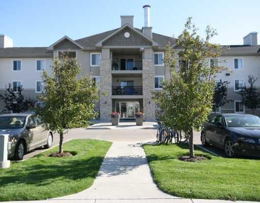 Main Photo: 1120 2371 EVERSYDE Avenue SW in CALGARY: Evergreen Condo for sale (Calgary)  : MLS®# C3391608