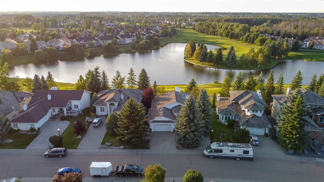 Main Photo: 420 PAWSON Cove in Edmonton: Zone 58 House for sale : MLS®# E4211730