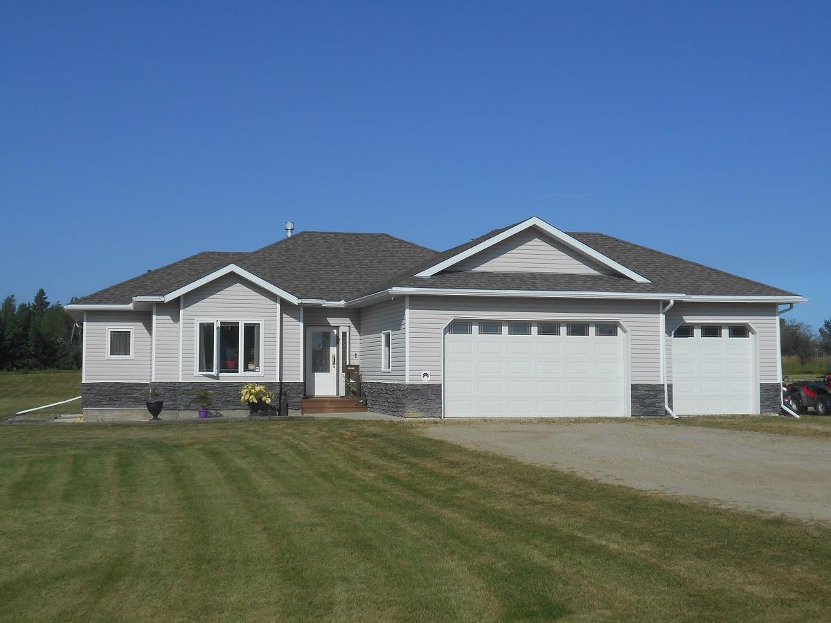 Main Photo: 4 Country Club Estates: Rural Brazeau County House for sale : MLS®# E4212578