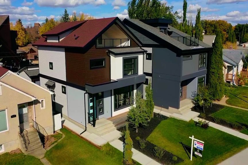 Main Photo: 7574B 110 Avenue in Edmonton: Zone 09 House for sale : MLS®# E4214593