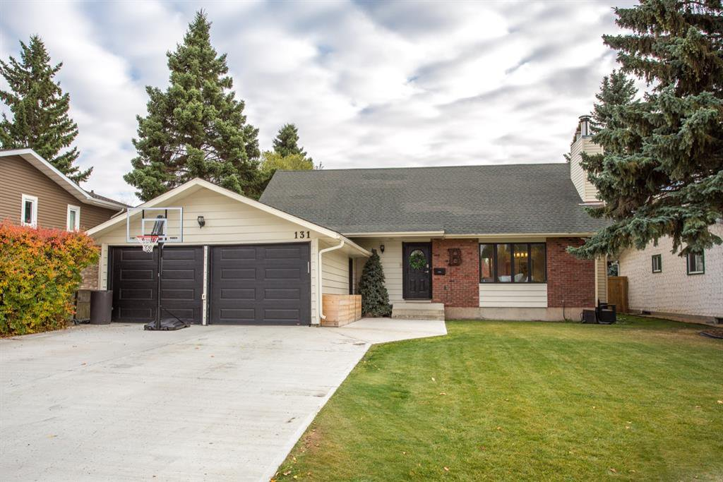 Main Photo: 131 Anders Close in Red Deer: Anders Park Residential for sale : MLS®# A1040833