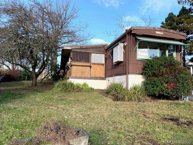 Main Photo: 58 Honey Dr in : Na South Nanaimo Manufactured Home for sale (Nanaimo)  : MLS®# 862800