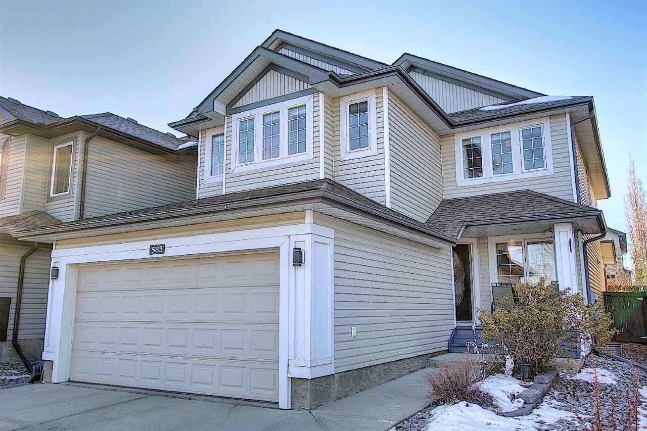 Main Photo: 583 Suncrest Lane: Sherwood Park House for sale : MLS®# E4224918