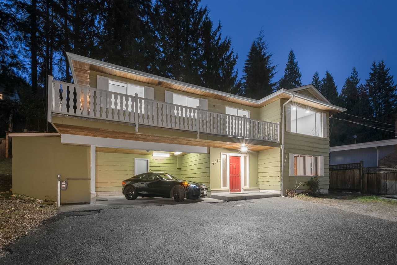 Main Photo: 4615 VALLEY Road in North Vancouver: Lynn Valley House for sale : MLS®# R2528656