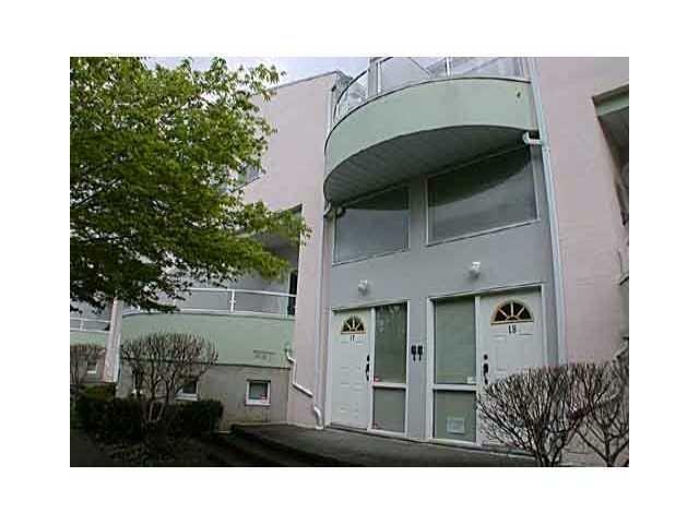 Main Photo: #7-7380 MINORU BV in RICHMOND: Condo for sale : MLS®# v829549