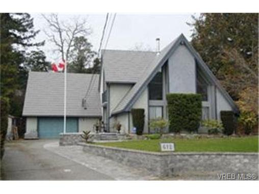 Main Photo: 612 Sandra Pl in VICTORIA: La Mill Hill House for sale (Langford)  : MLS®# 458444