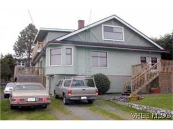 Main Photo:  in VICTORIA: Es Old Esquimalt Full Duplex for sale (Esquimalt)  : MLS®# 468314