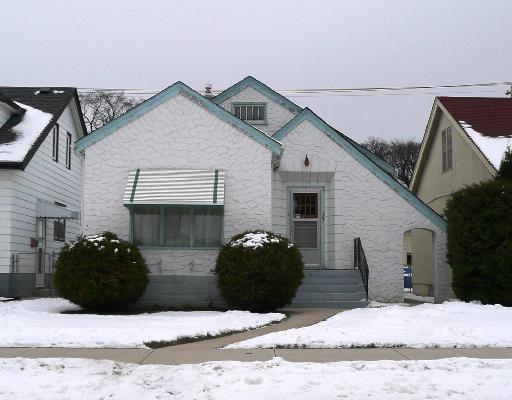 Main Photo: 767 GARFIELD Street North in WINNIPEG: West End / Wolseley Residential for sale (West Winnipeg)  : MLS®# 2821873