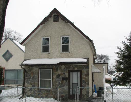 Main Photo: 633 PRITCHARD Avenue in WINNIPEG: North End Residential for sale (North West Winnipeg)  : MLS®# 2901757