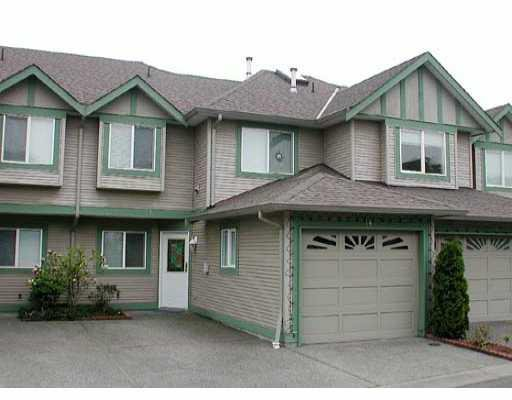 "Main Photo: 13 10168 KILBY Drive in Richmond: West Cambie Townhouse for sale in ""TUDOR"" : MLS®# V762298"