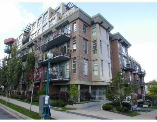 """Main Photo: 405 2635 PRINCE EDWARD Street in Vancouver: Mount Pleasant VE Condo for sale in """"SOMA LOFTS"""" (Vancouver East)  : MLS®# V762416"""
