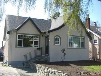 Main Photo: 3120 Quadra St in VICTORIA: Vi Mayfair Single Family Detached for sale (Victoria)  : MLS®# 501646