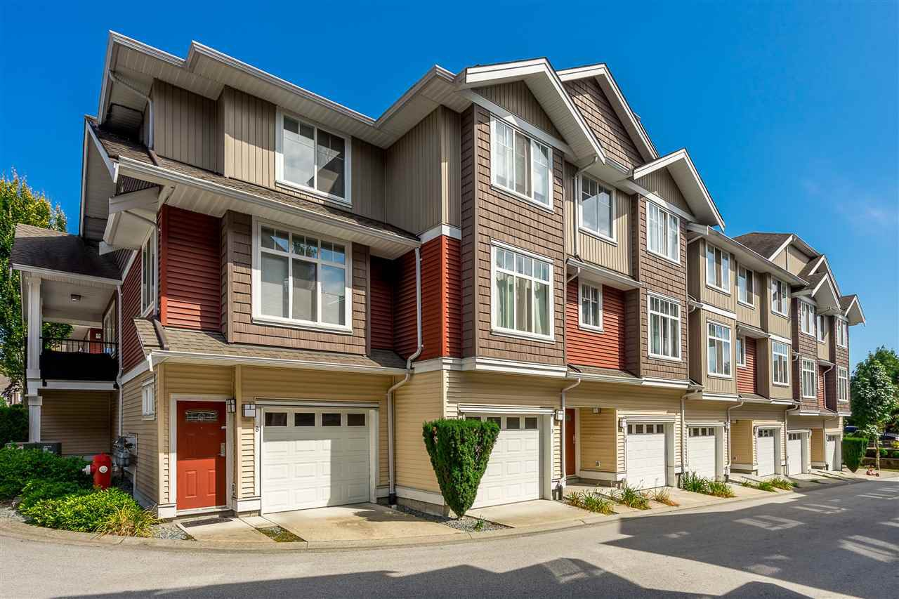 "Main Photo: 10 19455 65 Avenue in Surrey: Clayton Townhouse for sale in ""Two Blue"" (Cloverdale)  : MLS®# R2390762"