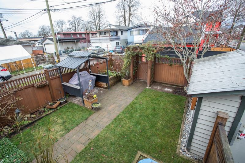Photo 19: Photos: 6161 ST. GEORGE Street in Vancouver: Fraser VE House for sale (Vancouver East)  : MLS®# R2422221