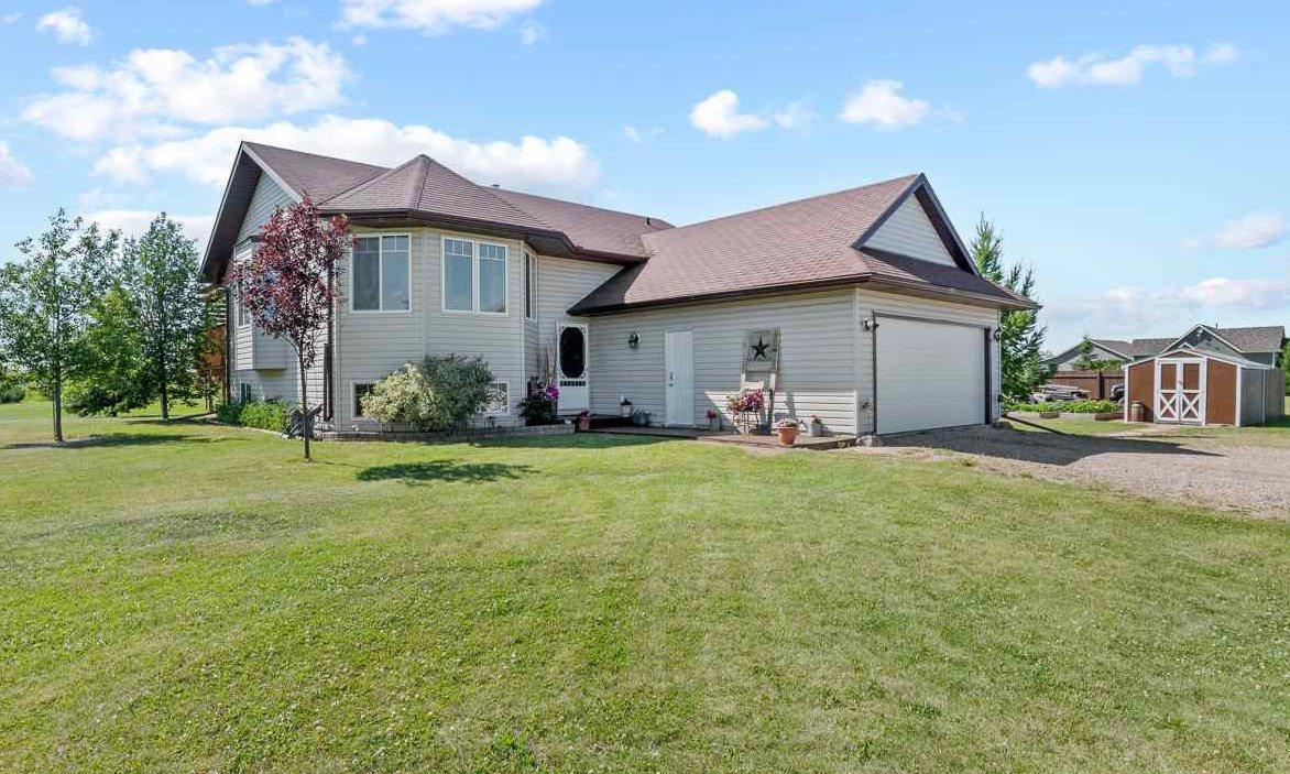 Main Photo: 42310 TWP RD 632: Rural Bonnyville M.D. House for sale : MLS®# E4183240