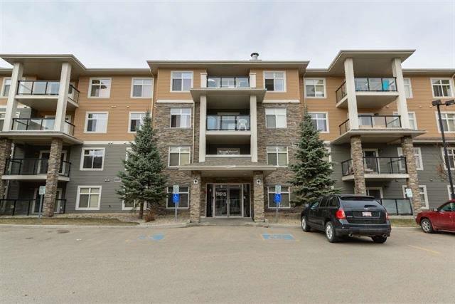 Main Photo: 209 11615 ELLERSLIE Road in Edmonton: Zone 55 Condo for sale : MLS®# E4184640