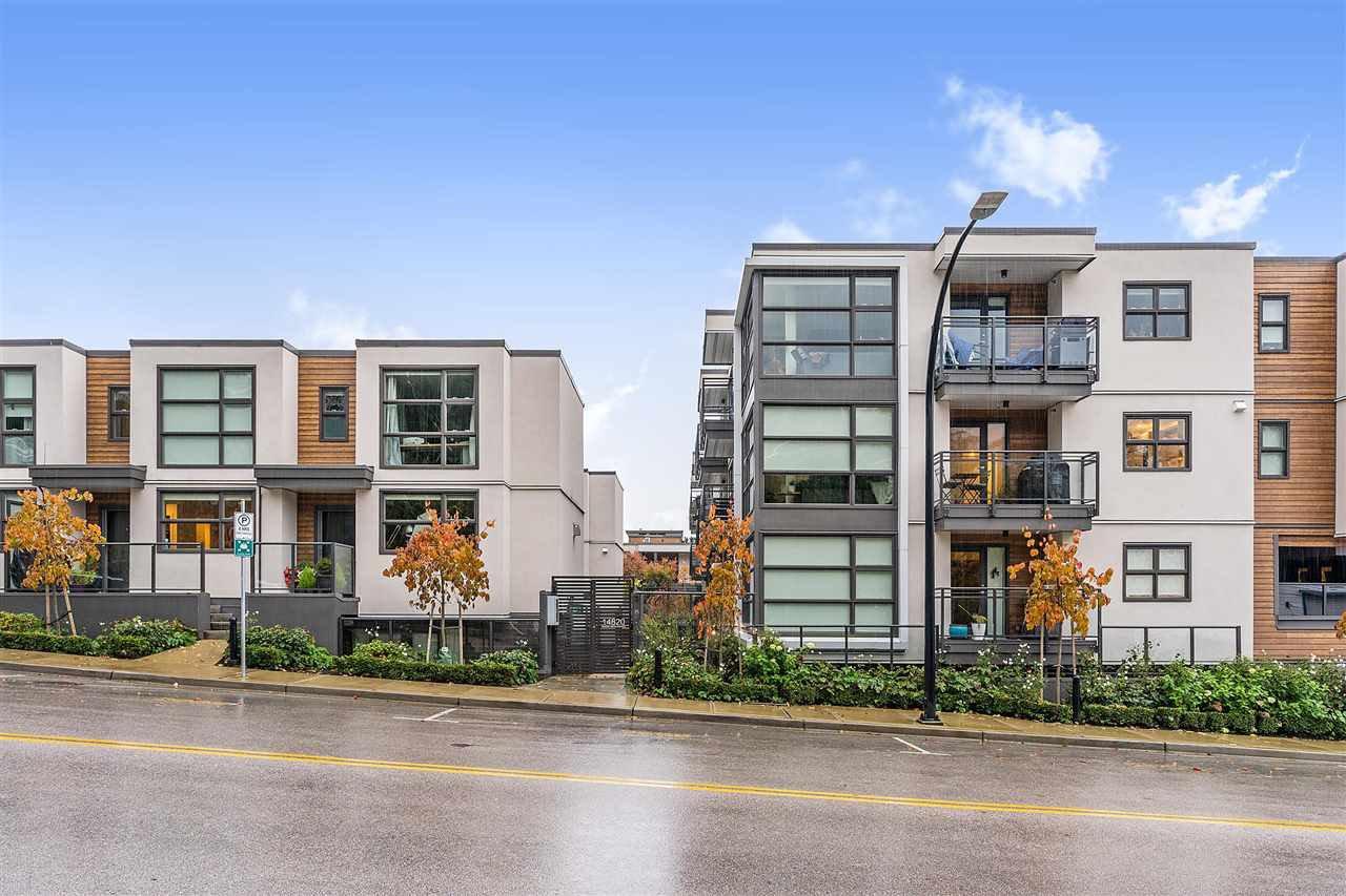 """Main Photo: 7 14820 BUENA VISTA Avenue: White Rock Condo for sale in """"Newport at Westbeach"""" (South Surrey White Rock)  : MLS®# R2527481"""