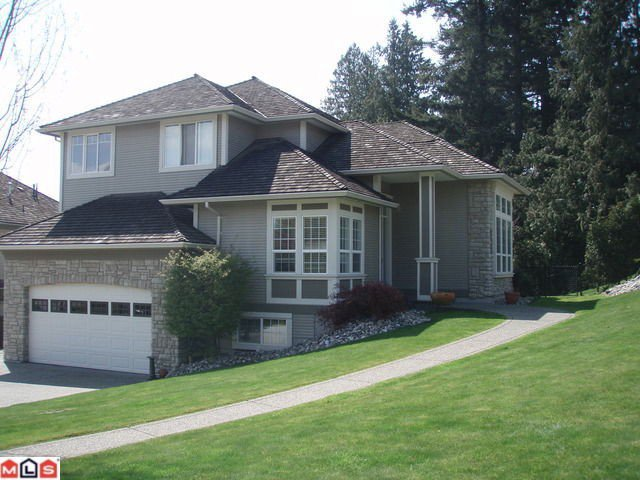 "Main Photo: 16948 FRIESIAN Drive in Surrey: Cloverdale BC House for sale in ""Richardson Ridge"" (Cloverdale)  : MLS®# F1103721"
