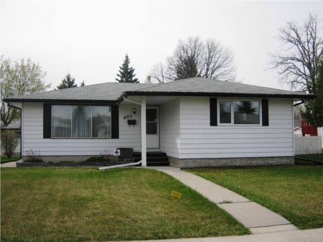 Main Photo: 889 London Street in WINNIPEG: East Kildonan Residential for sale (North East Winnipeg)  : MLS®# 1007629