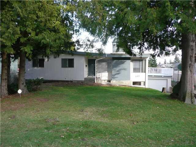 """Main Photo: 686 52ND Street in Tsawwassen: Tsawwassen Central House for sale in """"TSAWWASSEN HEIGHTS"""" : MLS®# V868767"""