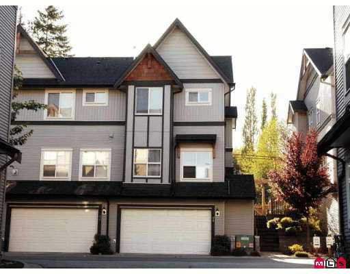 "Main Photo: 90 8737 161ST ST in Surrey: Fleetwood Tynehead Townhouse for sale in ""Board Walk"" : MLS®# F2618703"