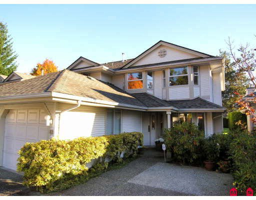 "Main Photo: 62 9045 WALNUT GROVE Drive in Langley: Walnut Grove Townhouse for sale in ""BRIDLEWOODS"" : MLS®# F2830088"