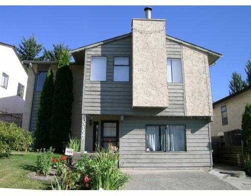 """Main Photo: 3157 SECHELT DR in Coquitlam: New Horizons House for sale in """"NEW HORIZONS"""" : MLS®# V555350"""