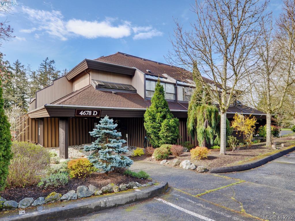Main Photo: 497D 4678 Elk Lake Drive in VICTORIA: SW Royal Oak Condo Apartment for sale (Saanich West)  : MLS®# 419292