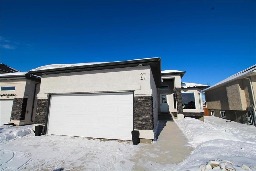 Main Photo: 27 Brunka Place in Winnipeg: Bridgewood Estates Residential for sale (3J)  : MLS®# 202002908
