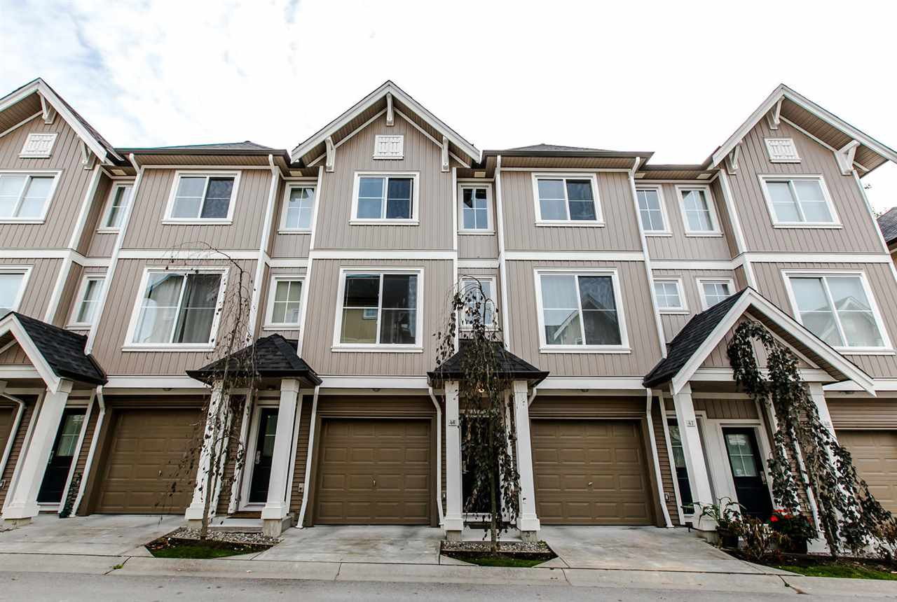 Main Photo: 46 31032 WESTRIDGE PLACE in Abbotsford: Abbotsford West Townhouse for sale : MLS®# R2208830