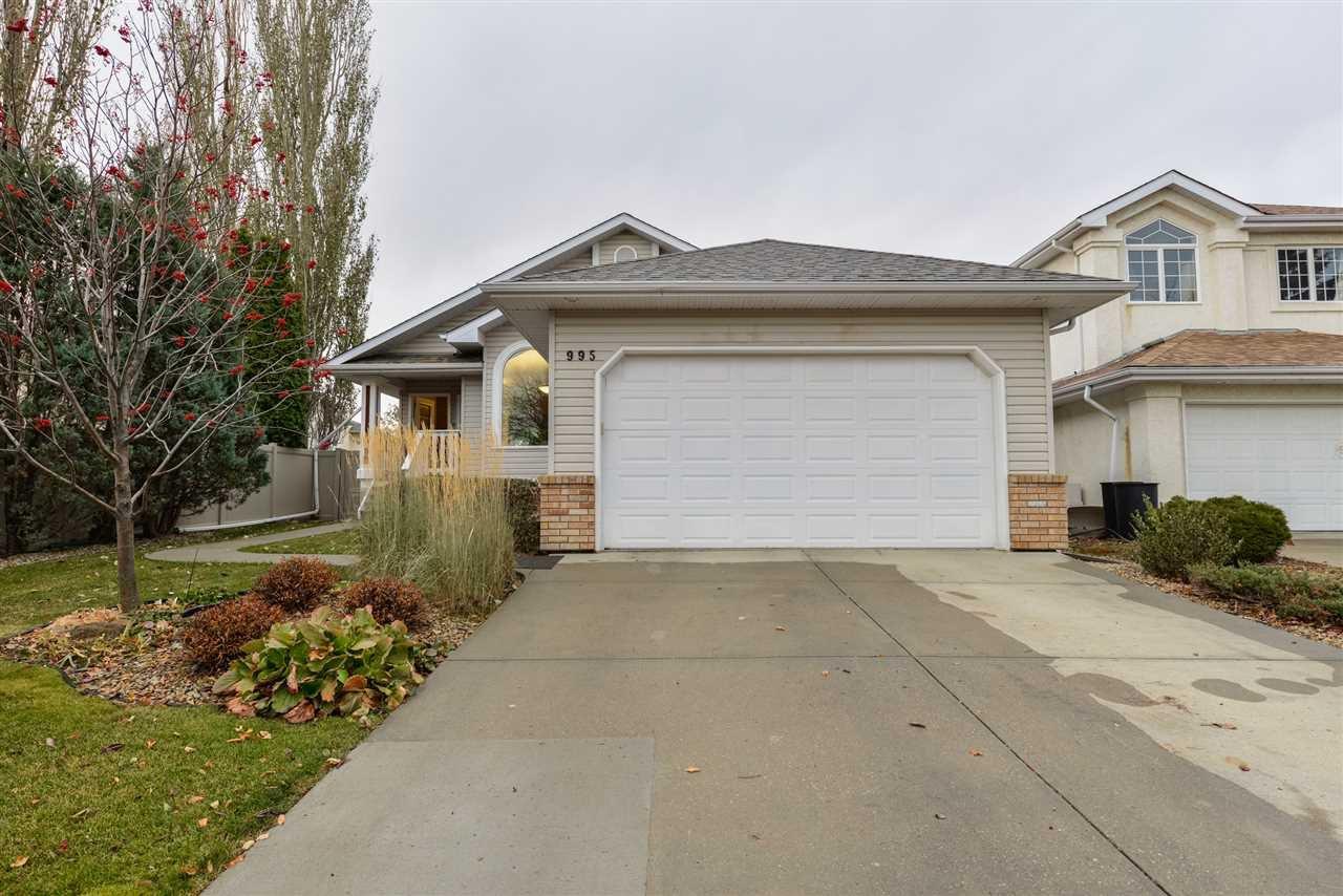 Main Photo:  in Edmonton: Zone 14 House for sale : MLS®# E4220337